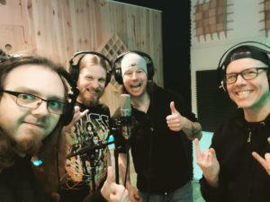 Pat, Aaron, Ben, Rod
